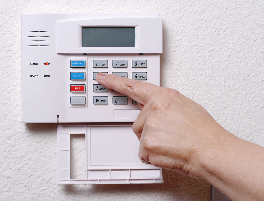 Security Systems Fire Alarms Cameras Surveillance Data